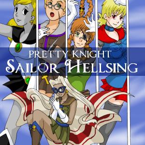 Pretty Knight Sailor Hellsing